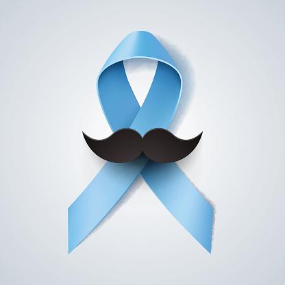Símbolo Novembro Azul